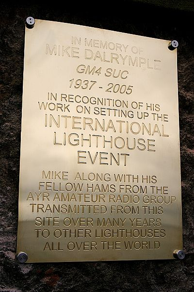 mikes plaque